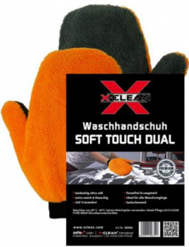 X-Clean Waschhandschuh SOFT TOUCH DUAL